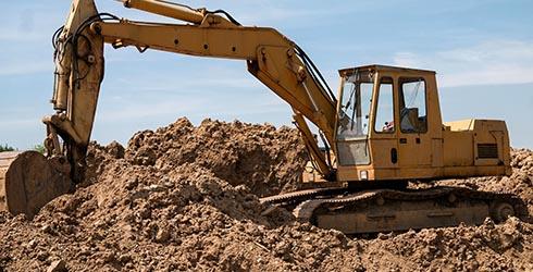 excavator490